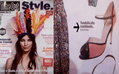 Revista Time Out Style 2011/2012