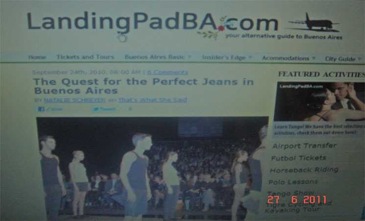 The Quest for the Perfect Jean