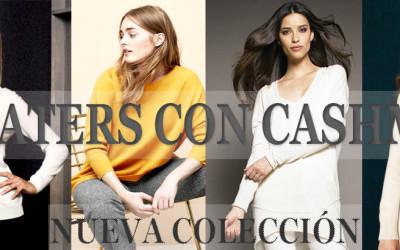 SWEATERS CASHMERE MEDIA ESTACIÓN