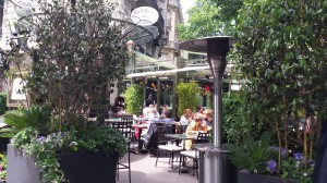Closerie des Lilas by SF