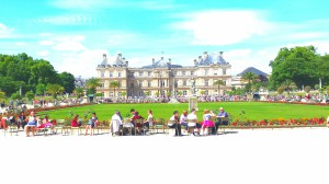 Jardin Luxembourg Blog SF